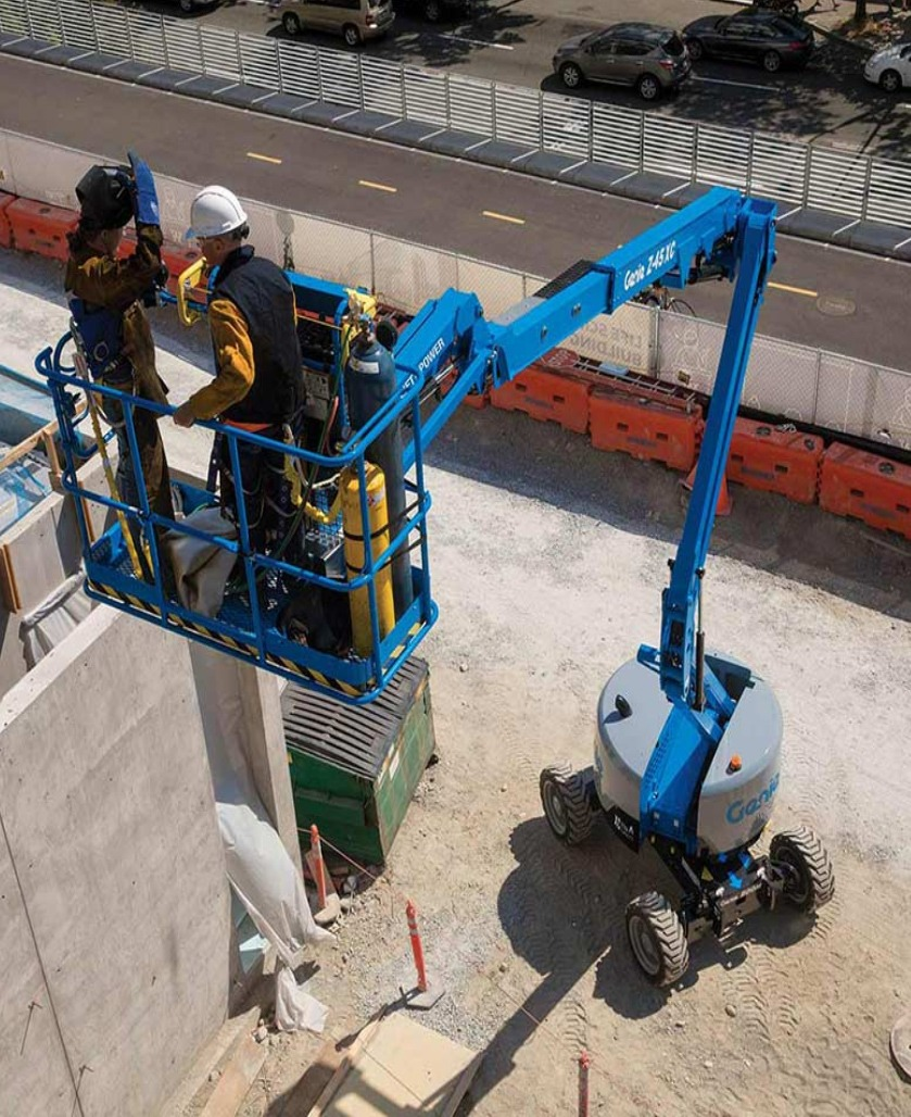 boom lift hire & rental in bangalore