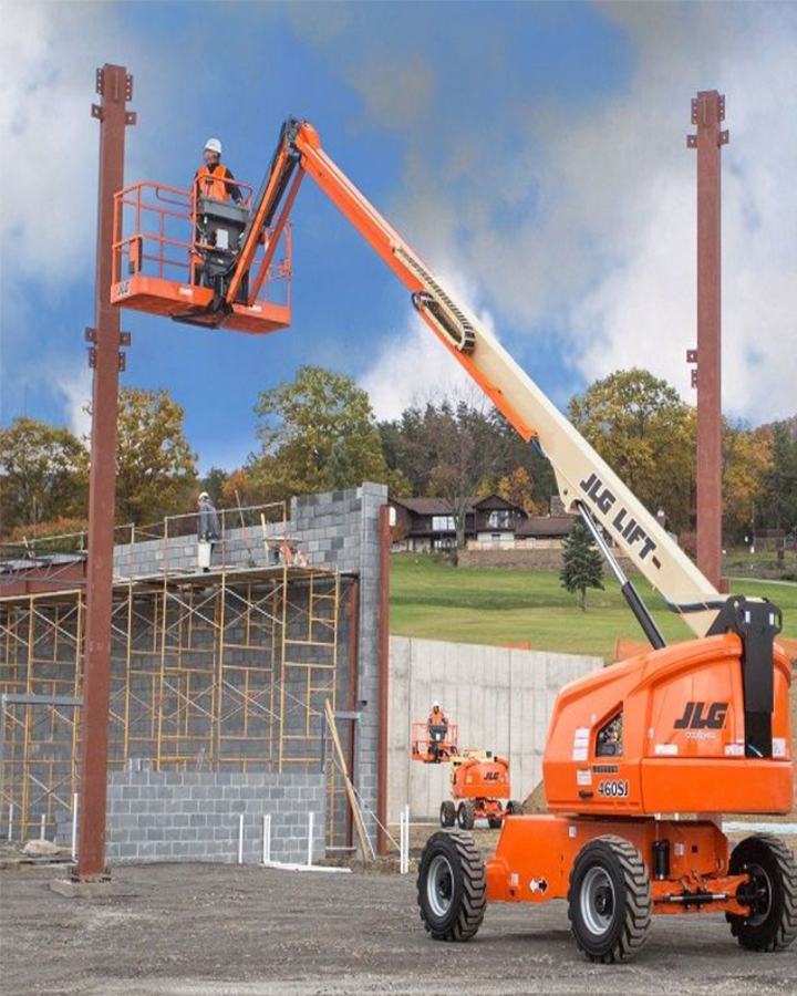 aerial work Platforms for construction industry in bangalore